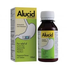 ALUCID SUSPENSION 100ML(GASTRIC)
