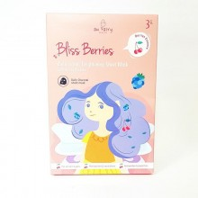 AU-FAIRY ANTIOXIDANT BRIGHTENING SHEET MASK WITH BERRY ESSENCE 3'S
