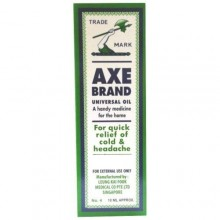 AXE BRAND MEDICATED OIL NO:4 10ML
