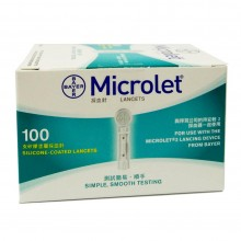 BAYER MICROLET LANCETS 100'S