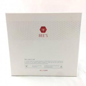 BEE'S A.C. CARE SKIN CARE SET