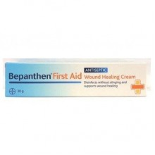 BEPANTHEN FIRST AID WOUND HEALING CREAM 30GM
