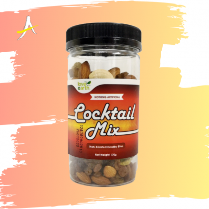 Love Earth Cocktail Mix 170gm