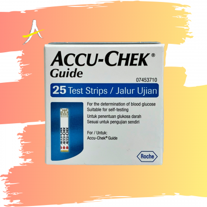 Accu-Chek Guide 25 Test Strips [Expired: 11/2021]