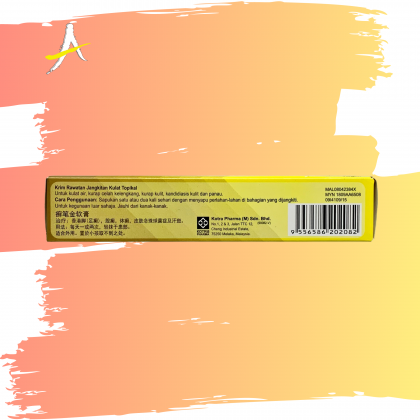 Creobic Gold Cream 10g For Treatment Of Fungal Infections