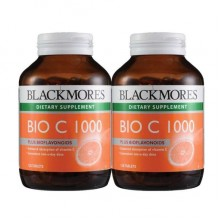 BLACKMORES BIO C 1000MG 2 X 120'S(EXP DATE 02/2020)