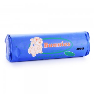 BUNNIES COTTON WOOL 300G