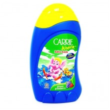 CARRIE JUNIOR BABY BATH WITH FRUITO-E 280G(GRAPEBERRY)