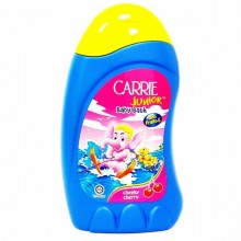 CARRIE JUNIOR BABY BATH WITH FRUITO-E 280ML(CHERRY)