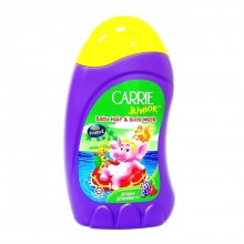 CARRIE JUNIOR BABY HAIR & BODY WASH WITH FRUITO-E 280G(GRAPEBERRY)