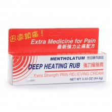 DEEP HEATING EXTRA STRENGTH RUB 94.4G