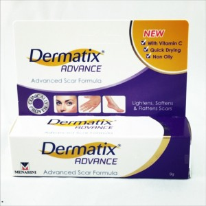 DERMATIX ADVANCE SCAR FORMULA 9gm
