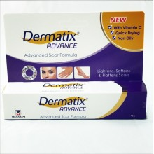 DERMATIX ADVANCE SCAR FORMULA GEL 15gm