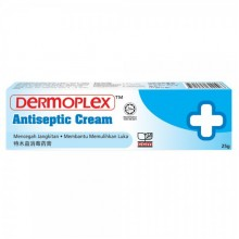 DERMOPLEX ANTISEPTIC CREAM 25GM