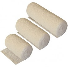 ELASTIC BANDAGE WITH CREPE