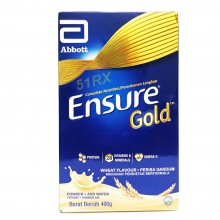 ENSURE GOLD WHEAT 400G(NEW PACKING)
