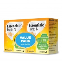 ESSENTIALE FORTE N 2 X 50'S