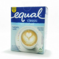 EQUAL CLASSIC TABLETS 500'S (EXPIRED: 11/2019)