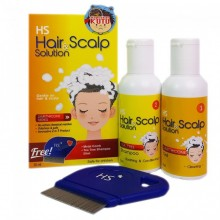 Hs Hair Scalp Solution 50ml