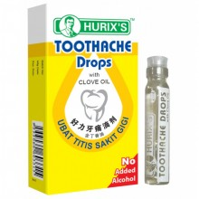 Hurix's Toothache Drops With Clove Oil 2ml