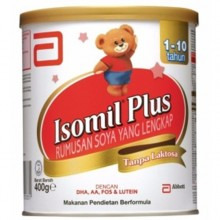 Isomil Plus 1-10 Years 400g