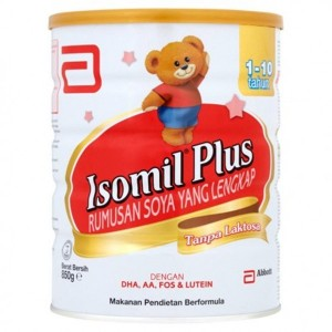 Isomil Plus 1-10 Years 850g