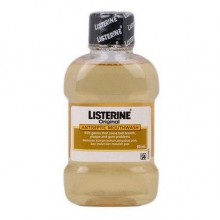 Listerine Original Antiseptic Mouthwash 80ml