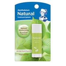 Mentholatum Natural Treatment Lipbalm 3.5g