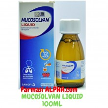 Mucosolvan Liquid 100ml