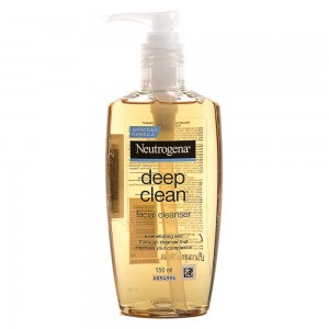 Neutrogena Deep Clean Facial Cleanser 150ml